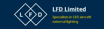 LFD Limited - Specialists in LED Military and Commercial aircraft external lighting